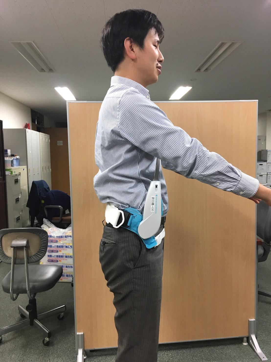 ⑫トランクソリューション装着Walking_2